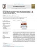 Survival of occlusal ART restorations using high-viscosity glass-ionomer with and without chlorhexidine: A 2-year split-mouth quadruple-blind randomized controlled clinical trial