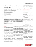 Advances in research on Rotavin-M1