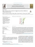 Nitric oxide precursors prevent Al-triggered auxin flow inhibition in Triticum aestivum roots