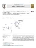 Empirical equations and economical study for blending biofuel with petroleum jet fuel