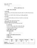Kiểm tra 1 tiết Ngữ văn lớp 7
