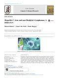 Hepatitis C virus and non-Hodgkin's lymphomas: A minireview