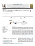 A dynamic model for GPS based attitude determination and testing using a serial robotic manipulator