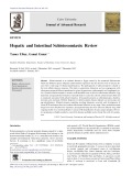 Hepatic and Intestinal Schistosomiasis: Review