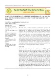 Nghiên cứu sự ảnh hưởng của chế độ đãi ngộ đến động lực làm việc của quản trị viên cấp trung trong các công ty xuất nhập khẩu thuỷ sản tỉnh Cà Mau