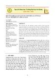 Phân tích hiệu quả sản xuất dựa trên hiệu quả kỹ thuật của các hộ trồng lúa tỉnh An Giang