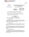 Nghị định Số 83/2018/NĐ-CP của Chính phủ về khuyến nông