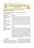 Hiện trạng các hệ thống thông tin quản lý giáo dục trên địa bàn tỉnh An Giang