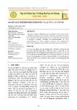 Hai hợp chất Triterpenoid esters được cô lập từ lá cây Vẹt trụ