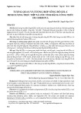 Tương quan và tương hợp nồng độ LDL-C định lượng trực tiếp và ước tính bằng công thức de Cordova