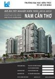 Thuyết minh đồ án tốt nghiệp: Chung cư cao tầng khu Đô thị mới Nam Cần Thơ