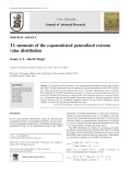 TL-moments of the exponentiated generalized extreme value distribution