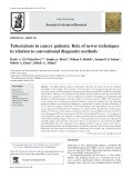 Tuberculosis in cancer patients: Role of newer techniques in relation to conventional diagnostic methods