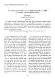 Vai trò của chúa Nguyễn đối với sự phát triển của ngoại thương Đàng Trong