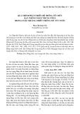 Quá trình phát triển hệ thống tổ chức Ban Thống nhất Trung ương trong cuộc kháng chiến chống Mỹ cứu nước