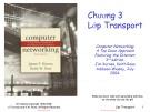 Bài giảng môn Mạng máy tính: Chương 3 - ThS. Trần Bá Nhiệm