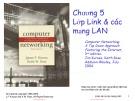 Bài giảng môn Mạng máy tính: Chương 5 - ThS. Trần Bá Nhiệm