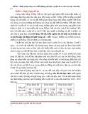 SKKN: Biện pháp nâng cao chất lượng giờ học Luyện từ và câu cho học sinh lớp 5
