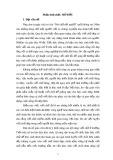 SKKN: Nâng cao kỹ thuật viết chữ cho giáo viên ở trường Tiểu học Phan Bội Châu