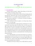 SKKN: Một số biện pháp nâng cao chất lượng dạy - học môn Đạo Đức lớp 1