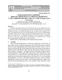 Đánh giá hàm lượng acid humic trong quá trình ủ hoai vỏ cà phê bằng chế phẩm E.M và thử nghiệm bón hỗn hợp ủ cho cây cà phê vối (Coffea Robusta)