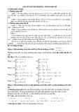 Một số bài tập chuyên đề hệ phương trình Đại số 9