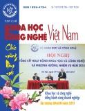 Tạp chí Khoa học và Công nghệ Việt Nam - Số 1A năm 2018