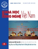 Tạp chí Khoa học và Công nghệ Việt Nam - Số 6A năm 2017