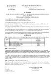 Quyết định số 45/2019/QĐ-UBND tỉnh TuyênQuang