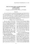 Thờ cúng Phật trong gia đình người Việt ở Đông Nam Bộ