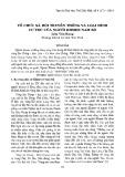 Tổ chức xã hội truyền thống và loại hình cư trú của người Khmer Nam Bộ