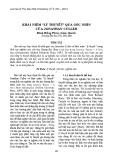 Khái niệm lý thuyết qua góc nhìn của Jonathan Culler (Lược thuật)