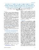 Khảo sát thực trạng tuân thủ các quy trình phòng ngừa nhiễm khuẩn vết mổ tại Bệnh viện Tai Mũi Họng tp.HCM năm 2018