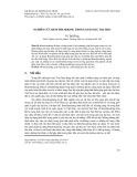 Nghiên cứu Benchmarking trong giáo dục đại học