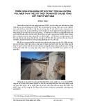 Triển vọng ứng dụng cốt sợi thủy tinh gia cường polymer thay thế cốt thép trong kết cấu bê tông cốt thép ở Việt Nam