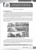 Đề xuất sơ đồ kết cấu hiệu quả cao với xây dựng nhà ở xã hội ở Việt Nam