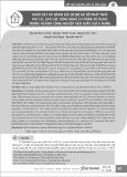 Khảo sát và đánh giá sơ bộ hệ số phát thải khí CO2 cho các công nghệ lò nung sử dụng trong ngành công nghiệp sản xuất gạch nung
