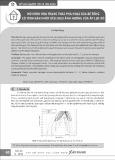 Mô hình hóa trạng thái phá hoại của bê tông có tính đàn nhớt dẻo chịu ảnh hưởng của áp lực bó