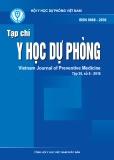 Thực trạng tiêm chủng cho trẻ dưới 1 tuổi và một số yếu tố liên quan tại huyện Kon Plong, tỉnh Kon Tum năm 2016