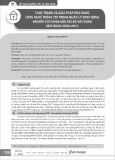 Thực trạng và giải pháp ứng dụng công nghệ thông tin trong quản lý hoạt động nghiên cứu khoa học tại Bộ xây dựng giai đoạn 2009-2014