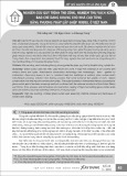 Nghiên cứu quy trình thi công, nghiệm thu vách kính bao che dạng khung cho nhà cao tầng bằng phương pháp lắp ghép Modul ở Việt Nam