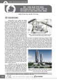 BIM - Công nghệ tiềm năng cách mạng hóa quá trình thiết kế, xây dựng và vận hành công trình