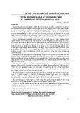 Tuyên bố Istanbul về buôn bán tạng và ghép tạng du lịch (Phiên bản 2018)