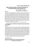 Triệu chứng lâm sàng và phân tích gen một số ca bệnh Mucopolysaccharidosis týp 1