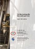 Tài liệu hướng dẫn Sản xuất sạch hơn: Ngành Sản xuất bia