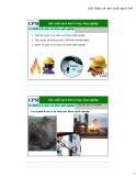 Bài giảng Sản xuất sạch hơn trong công nghiệp – Bài 10: Sản xuất sạch hơn & an toàn sức khỏe nghề nghiệp