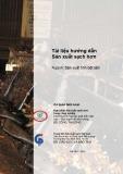Tài liệu hướng dẫn Sản xuất sạch hơn: Ngành Sản xuất tinh bột sắn