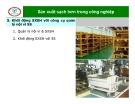 Bài giảng Sản xuất sạch hơn trong công nghiệp – Bài 5: Khởi động sản xuất sạch hơn với công cụ quản lý nội vi 5S
