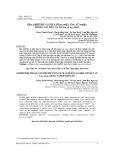 Pha Griffith và ước lượng hiệu ứng từ nhiệt trong vật liệu na nô La0.78Ca0.22MnO3