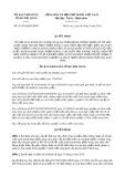 Quyết định số 21/2019/QĐ-UBND tỉnh VĩnhLong